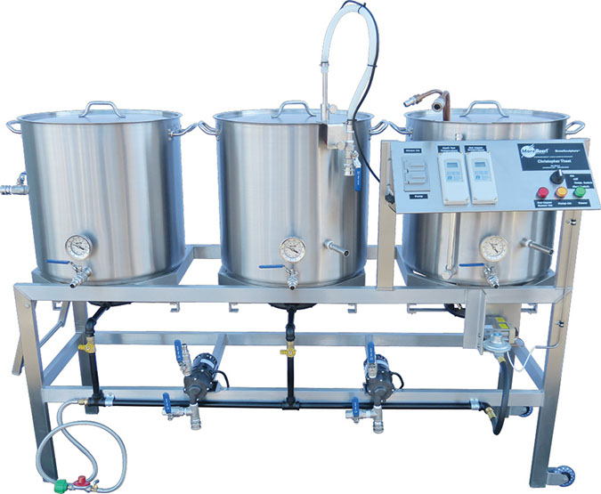 West Coast Brewer Home Brewing Website